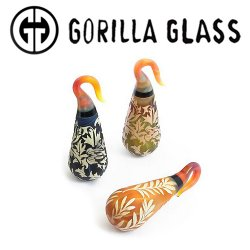 Gorilla Glass Torian Allure Drops 0.8oz Ear Weights 6g 4g 2g (Pair)