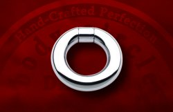 Body Circle Surgical Stainless Steel Captive Bar Segment Ring 2g 2 Gauge