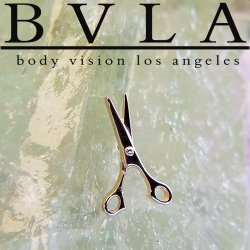 "BVLA 14kt Gold ""Scissors"" Threadless End 18g 16g 14g ""Press-fit"""