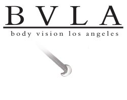 BVLA 14kt Yellow White Rose Gold Moon Nostril Screw Nose Bone Ring Nail Stud 20g 18g 16g Body Vision Los Angeles
