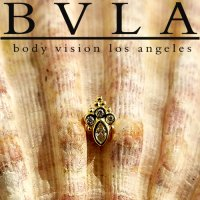 "BVLA 14kt Gold ""Mini Marquise Sarai"" Threaded Gem End 18g 16g 14g 12g Body Vision Los Angeles"