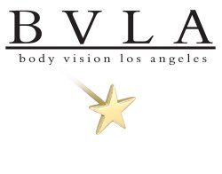 BVLA 14kt Gold 8mm Large Flat Star Nostril Screw Nose Bone Nail Stud 20g 18g 16g Body Vision Los Angeles