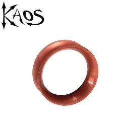 Kaos Metalic Skin Eyelet 6 Gauge to 1""