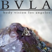 "BVLA 14kt Gold ""Deathly Hallows\"" Threaded End Dermal Top 18g 16g 14g 12g Body Vision Los Angeles"