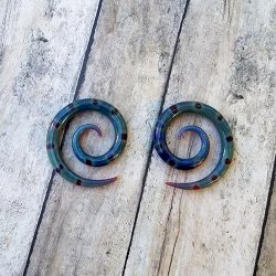 Glasshouse 33 Prawn Spirals 6 Gauge 6g (Pair)