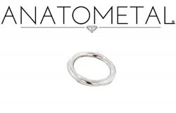 Anatometal Surgical Stainless Steel Seam Continuous Ring 12 Gauge 12g