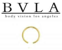 BVLA 18kt 22kt Gold Ring Only 16g Body Vision Los Angeles