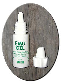 Desert Palms Emu Oil 6cc