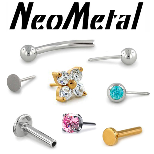 NeoMetal Threadless Jewelry