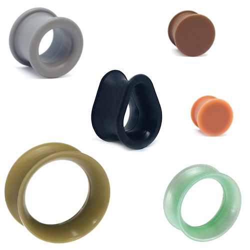 Silicone Plugs and Eyelets