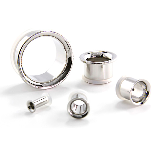 Surgical Steel Plugs and Eyelets